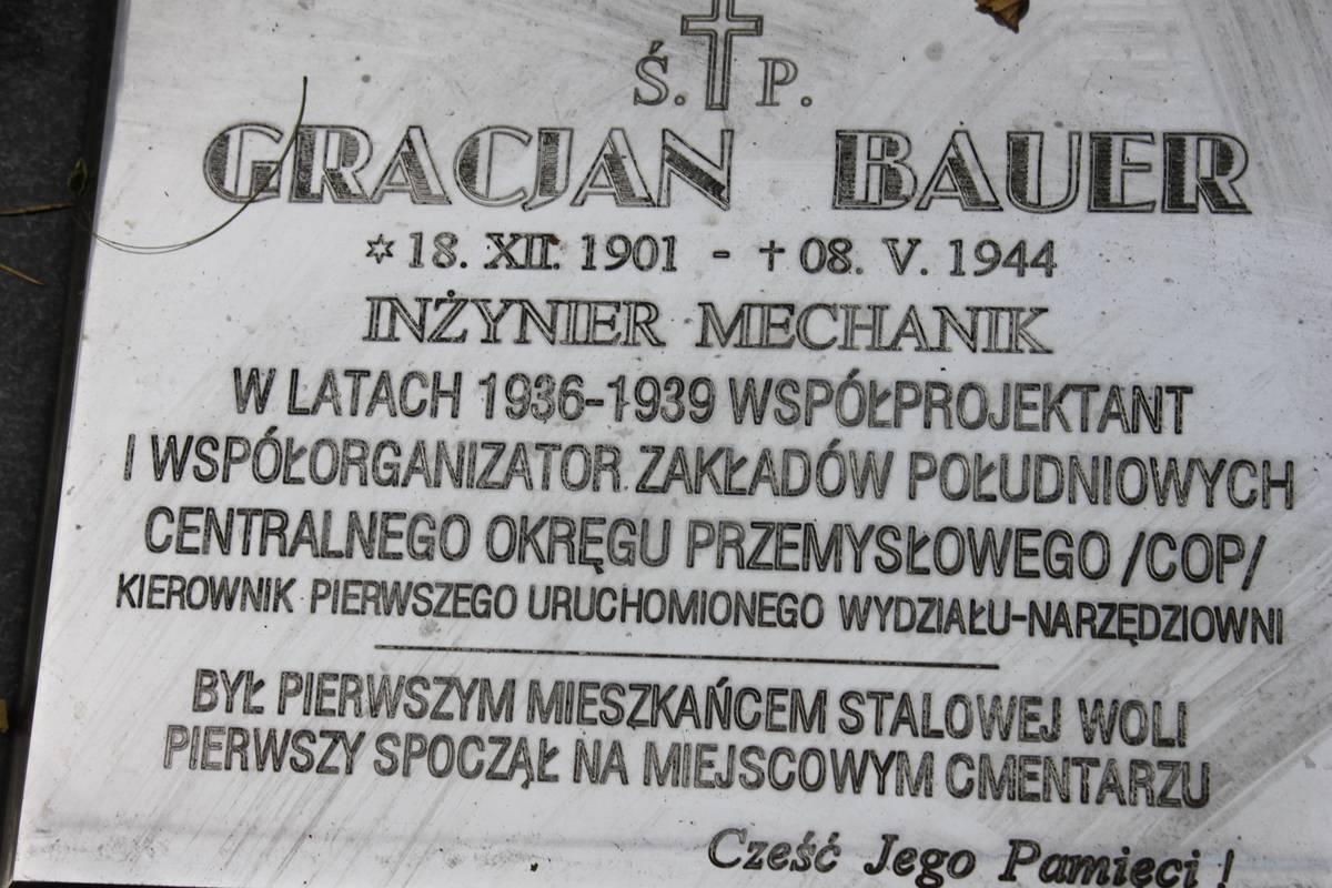 Początki nekropolii w Stalowej Woli Sztafeta.pl