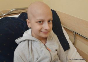 Pomóżmy Oli wrócić do zdrowia Sztafeta.pl