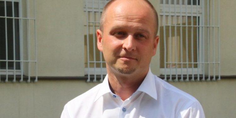 Grzegorz Czajka - dyrektor szpitala w Stalowej Woli