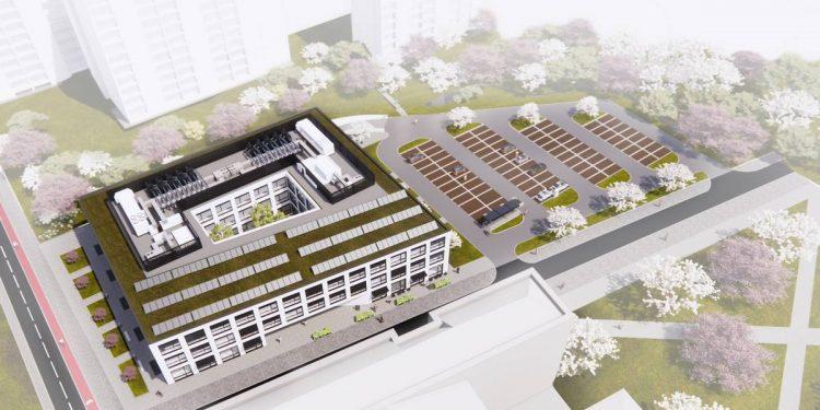 Spółka Operator ARP czeka na pozwolenie na budowę biurowca w Stalowej Woli Sztafeta.pl
