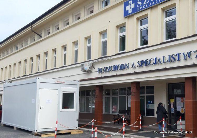 W Stalowej Woli dalej obowiązuje zakaz odwiedzin pacjentów Sztafeta.pl