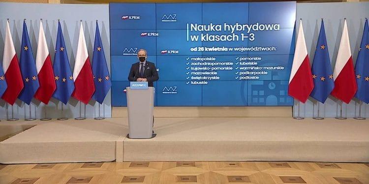 Od 26 kwietnia rząd złagodzi obostrzenia epidemiczne Sztafeta.pl