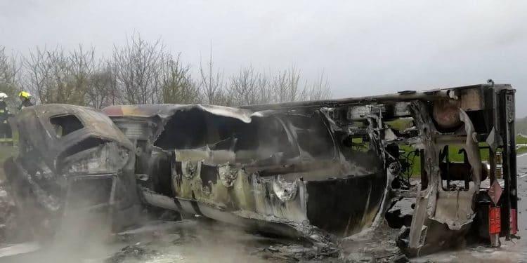 Wypadek w Leżajsku