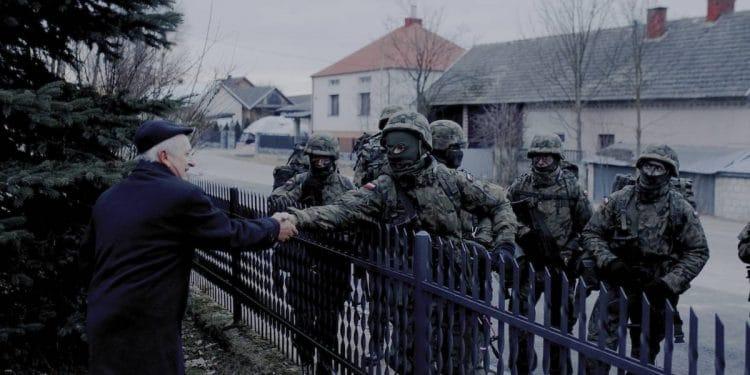 14.01.2017 - Nowa Sarzyna 3 BOT Rzeszow Szkolenie TSW Dzialania SRO / Stale Rejony Odpowiedzialnosci Fot. Irek Dorozanski