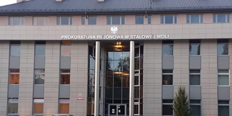 Alarm bombowy w Prokuraturze i Urzędzie Skarbowym w Stalowej Woli Sztafeta.pl