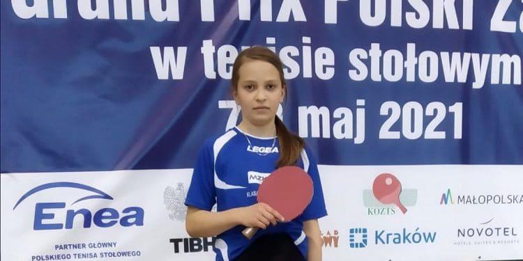 Amelia Kramek (UKS Gim-Tim 5 Stalowa Wola)