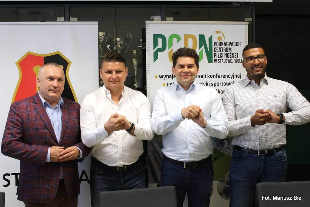 Roland Thomas trenerem Stali, a Marek Citko doradcą sportowym prezydenta Stalowej Woli