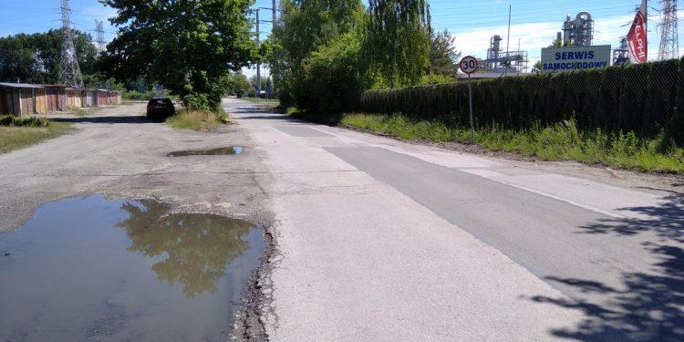 Planują remont ulicy Spacerowej w Stalowej Woli Sztafeta.pl