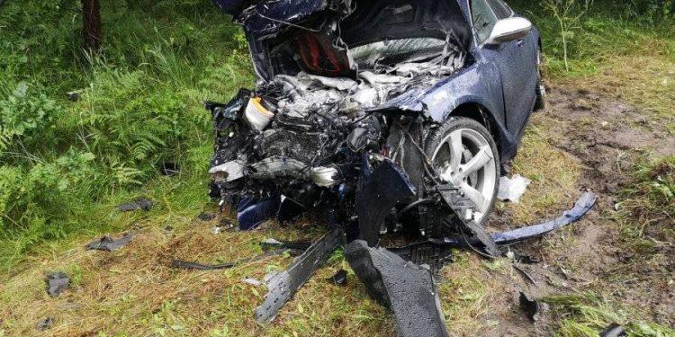 Szukają świadków wypadku, w którym zginęło młode małżeństwo Sztafeta.pl