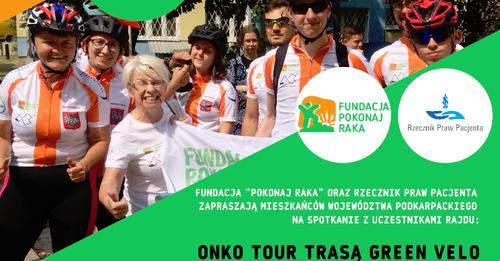 Onko Tour – Rowerem po zdrowie Sztafeta.pl