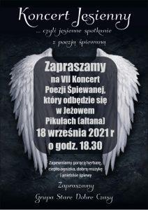 Zapraszają na poetyckie granie do Jeżowego Sztafeta.pl