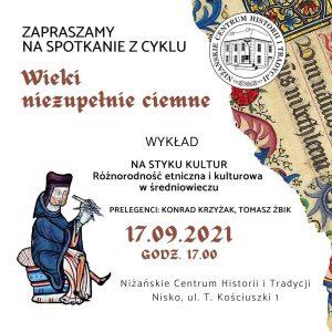 W Nisku ruszają wykłady o wiekach niezupełnie ciemnych Sztafeta.pl