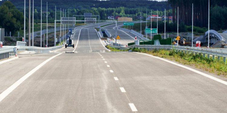 Droga ekspresowa S19 na odcinku Jeżowe - Kamień